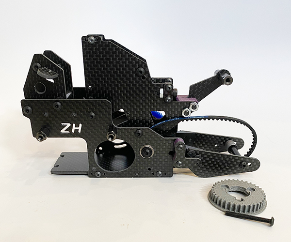 ZH Racing KHB3 Kyosho HOR Belt Chassis